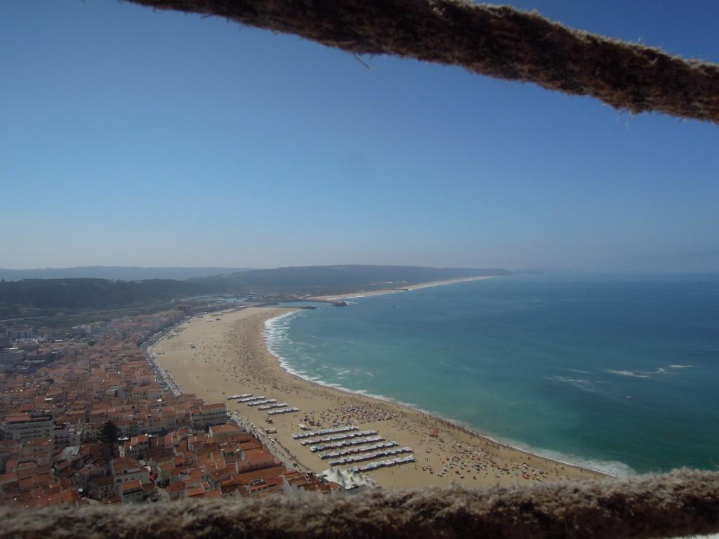 Surfspot Nazare - Praia da Nazare