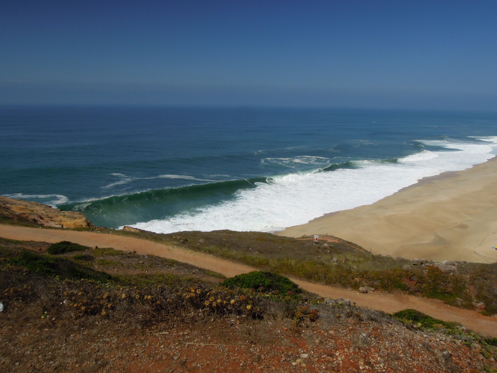 Praia do Norte - Nazare
